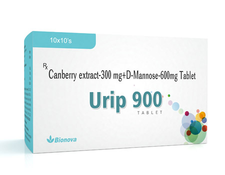 Urinary tract infection Tablet-URIP 900