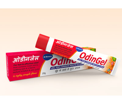 mouth ulcer gel